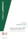 WS - Zaka¿enia 2011/02: Rozpoznawanie i leczenie powik³anych zaka¿eñ wewn¹trzbrzusznych u doros³ych i u dzieci